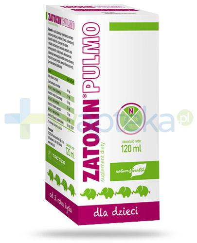 Zatoxin Pulmo syrop 120 ml