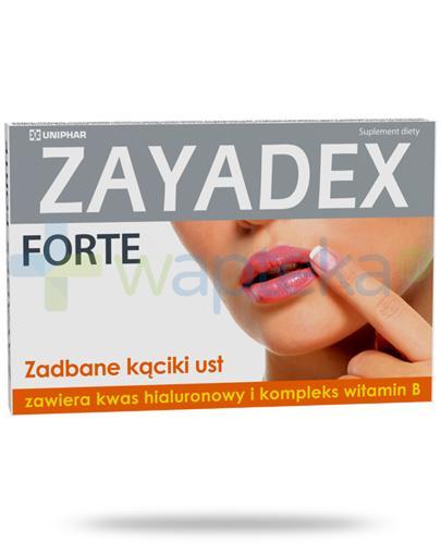 Zayadex Forte 30 tabletek
