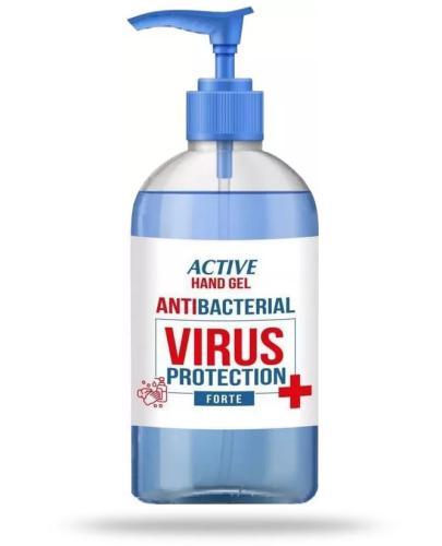 Żel Antybakteryjny do rąk ACTIVE HAND 500 ml
