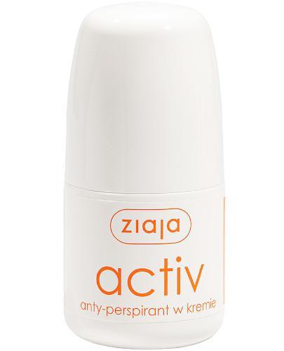 Ziaja Activ anty-perspirant w kremie 60 ml