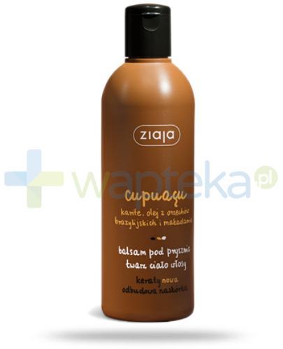 Ziaja Cupuacu balsam pod prysznic 300 ml
