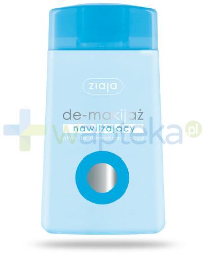 Ziaja De-makijaż nawilżający płyn do demakijażu oczu 120 ml