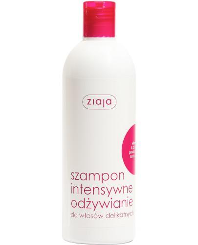 Ziaja intensywne odżywianie szampon witaminy 400 ml