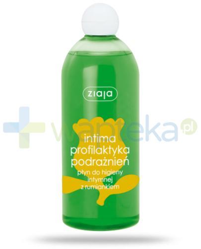 Ziaja Intima Rumianek ziołowy płyn do higieny intymnej 500 ml