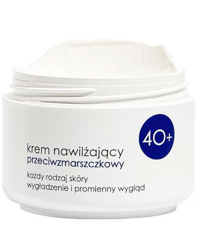 Ziaja Krem nawilżający przeciwzmarszczkowy 40+ 50 ml