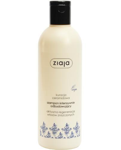 Ziaja Kuracja ceramidowa szampon intensywnie odbudowujący 300 ml