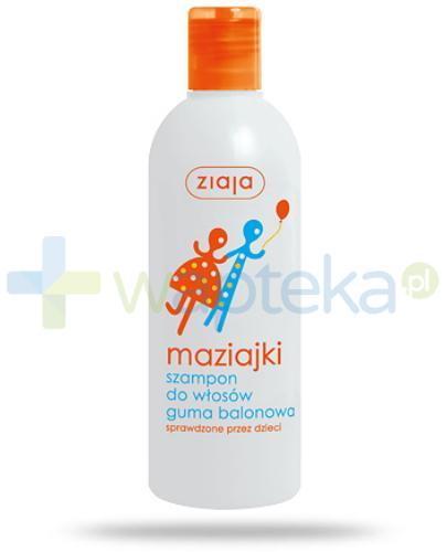 Ziaja Maziajki szampon do włosów guma balonowa 300 ml