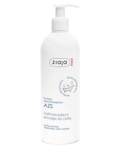 Ziaja Med AZS natłuszczająca emulsja do ciała 400 ml
