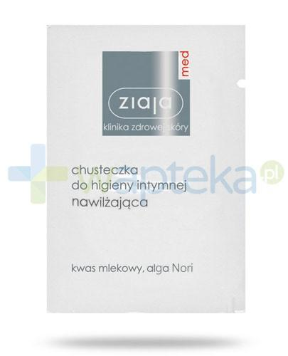 Ziaja Med Intymna chusteczka nawilżająca do higieny intymnej 1 sztuka