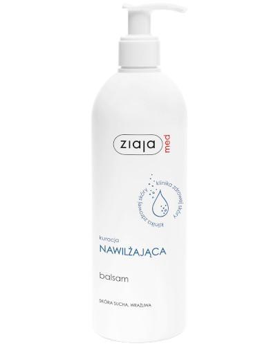 Ziaja Med Kuracja Nawilżająca balsam 500 ml