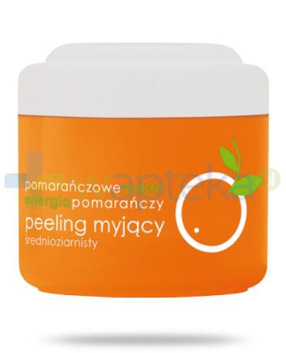 Ziaja Pomarańczowa peeling myjący średnioziarnisty 200 ml