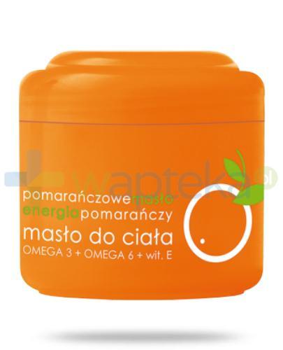 Ziaja Pomarańczowa pomarańczowe masło do ciała 200 ml