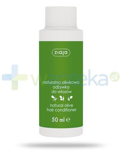 Ziaja Tevel Size Odżywka oliwkowa regenerująca 50 ml