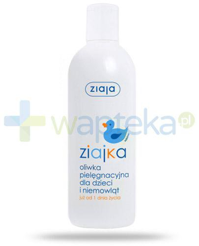Ziaja Ziajka Sabina oliwka do pielęgnacji dzieci i niemowląt 270 ml