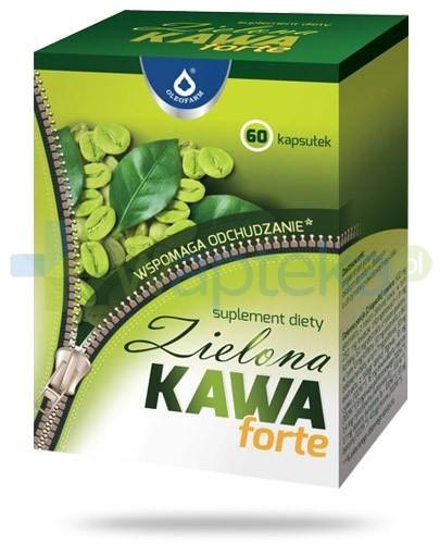 Zielona Kawa forte 60 kapsułek